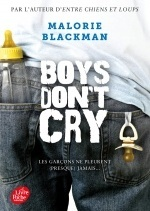 Boys don\'t cry