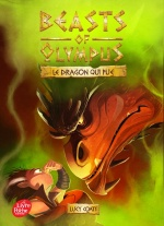 couverture de Beasts of Olympus - Tome 4 - Le Dragon qui pue