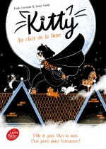 couverture de Kitty - Tome 1 - Au clair de la lune