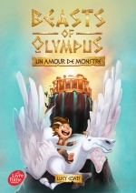 couverture de Beasts of Olympus - Tome 1 - Un Amour de monstre