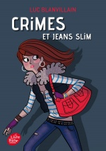 couverture de Crimes et jeans slim