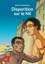 couverture de Disparition sur le Nil