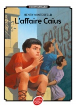 couverture de L'affaire Caïus