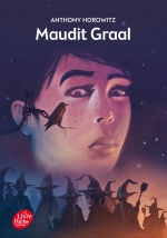 couverture de David Eliot - Tome 2 - Maudit Graal
