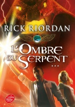 couverture de L\'ombre du serpent