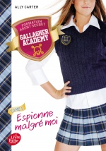 couverture de Gallagher Academy - Tome 1