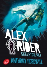 couverture de Alex Rider - Tome 3 - Skeleton Key