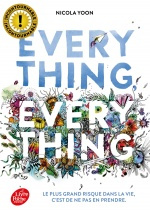 couverture de Everything everything