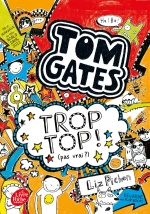 couverture de Tom Gates - Tome 4