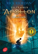 couverture de Les travaux d'Apollon - Tome 1 - L'oracle caché