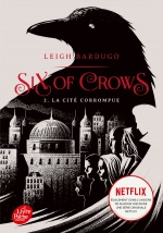 couverture de Six of Crows - Tome 2