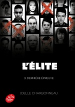couverture de L'Elite - Tome 3