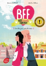 couverture de BFF Best Friends Forever - Tome 1