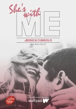 couverture de She's with me