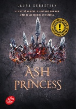 couverture de Ash Princess - Tome 1