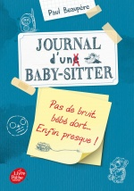 couverture de Journal d'un baby sitter - Tome 2
