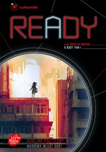 couverture de READY - Tome 1