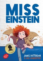 couverture de Miss Einstein - Tome 1
