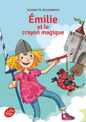 Emilie et le crayon magique - collection cadet